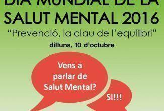 Dia Mundial de la Salut Mental a Martorell