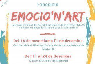 Exposició Emocio'n'art
